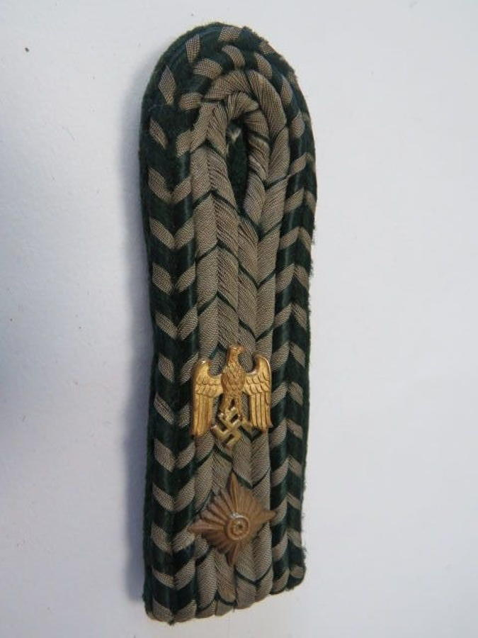 WW 2 German Shoulder Strap