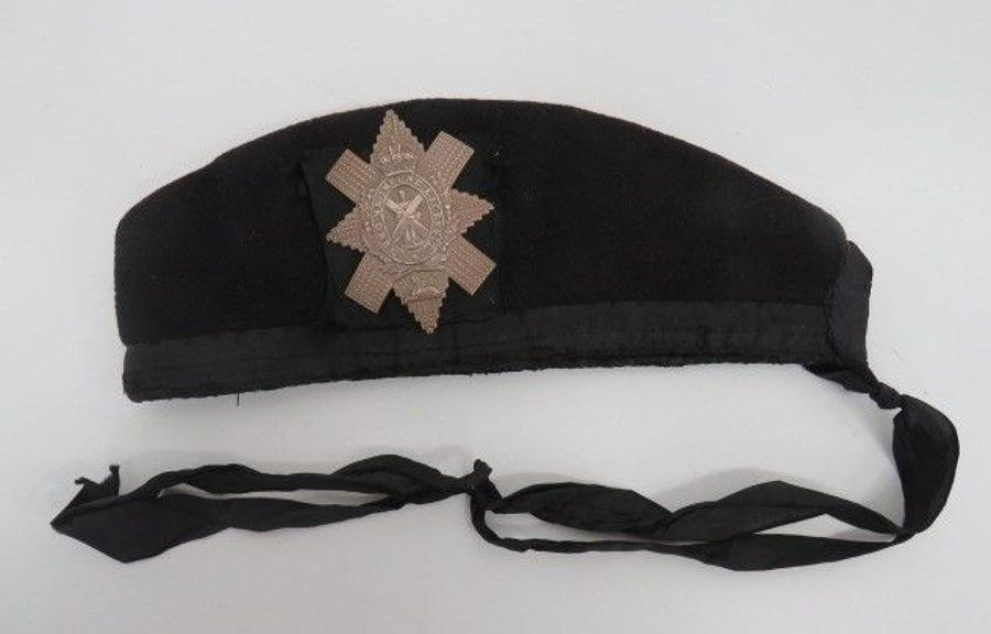 Black Watch Glengarry Hat
