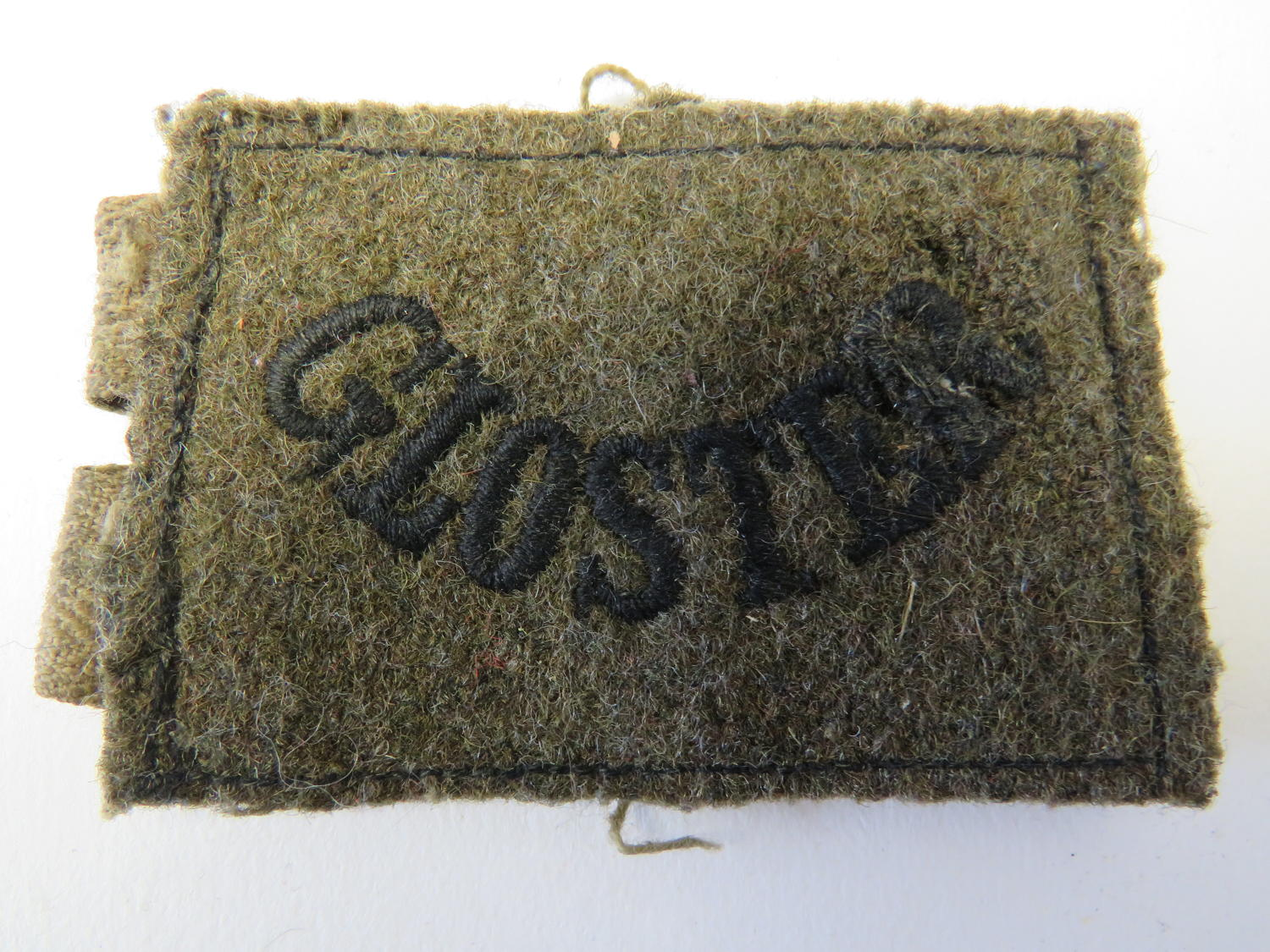 Gloster Slip on Title