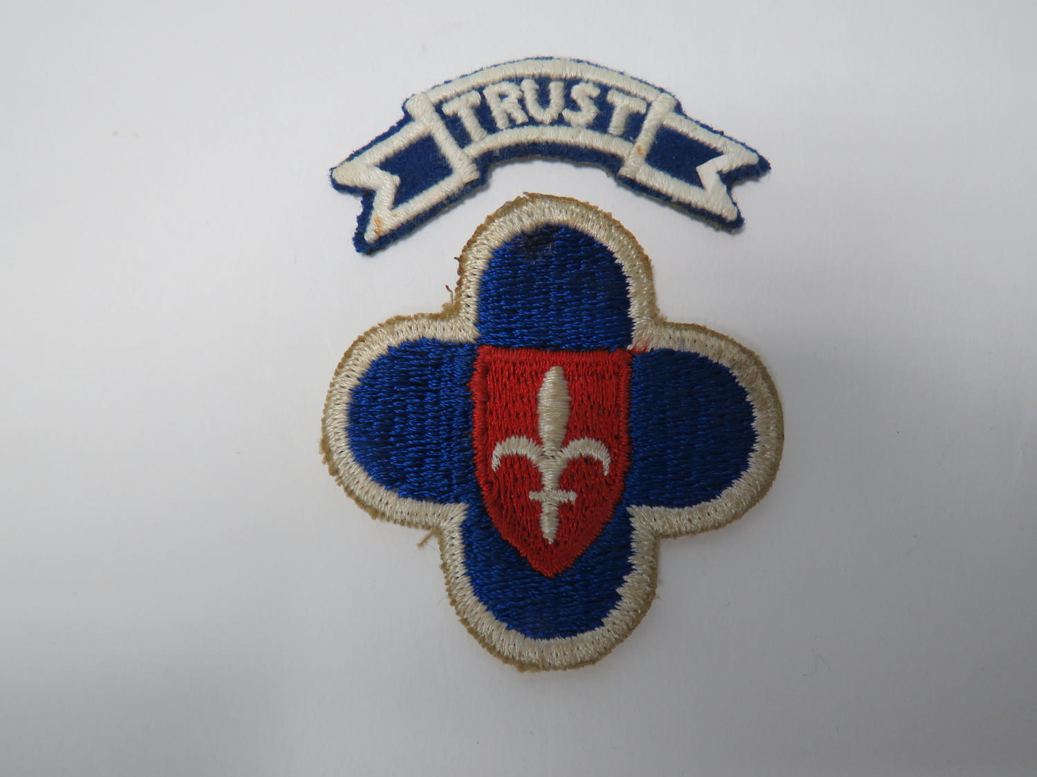 U.S Forces in Trieste Formation Badge