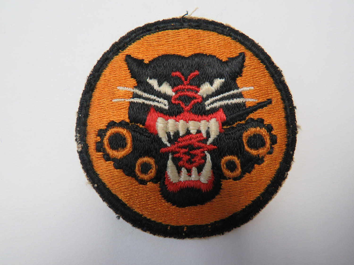 American Tank Destroyer Units Formation Badge