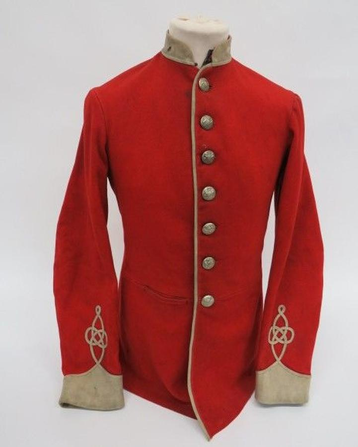 Victorian 2nd West Yorkshire Light Infantry Tunic
