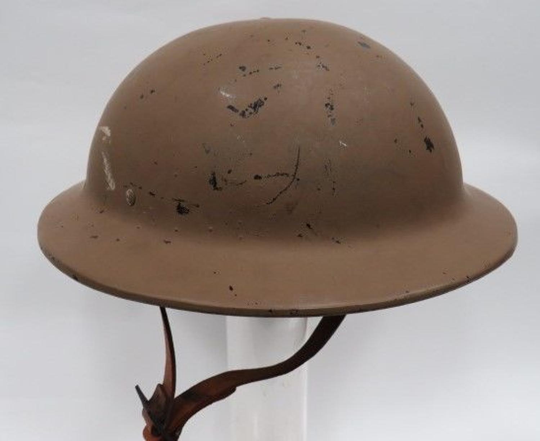 WW 2 Plasfort Composite Helmet