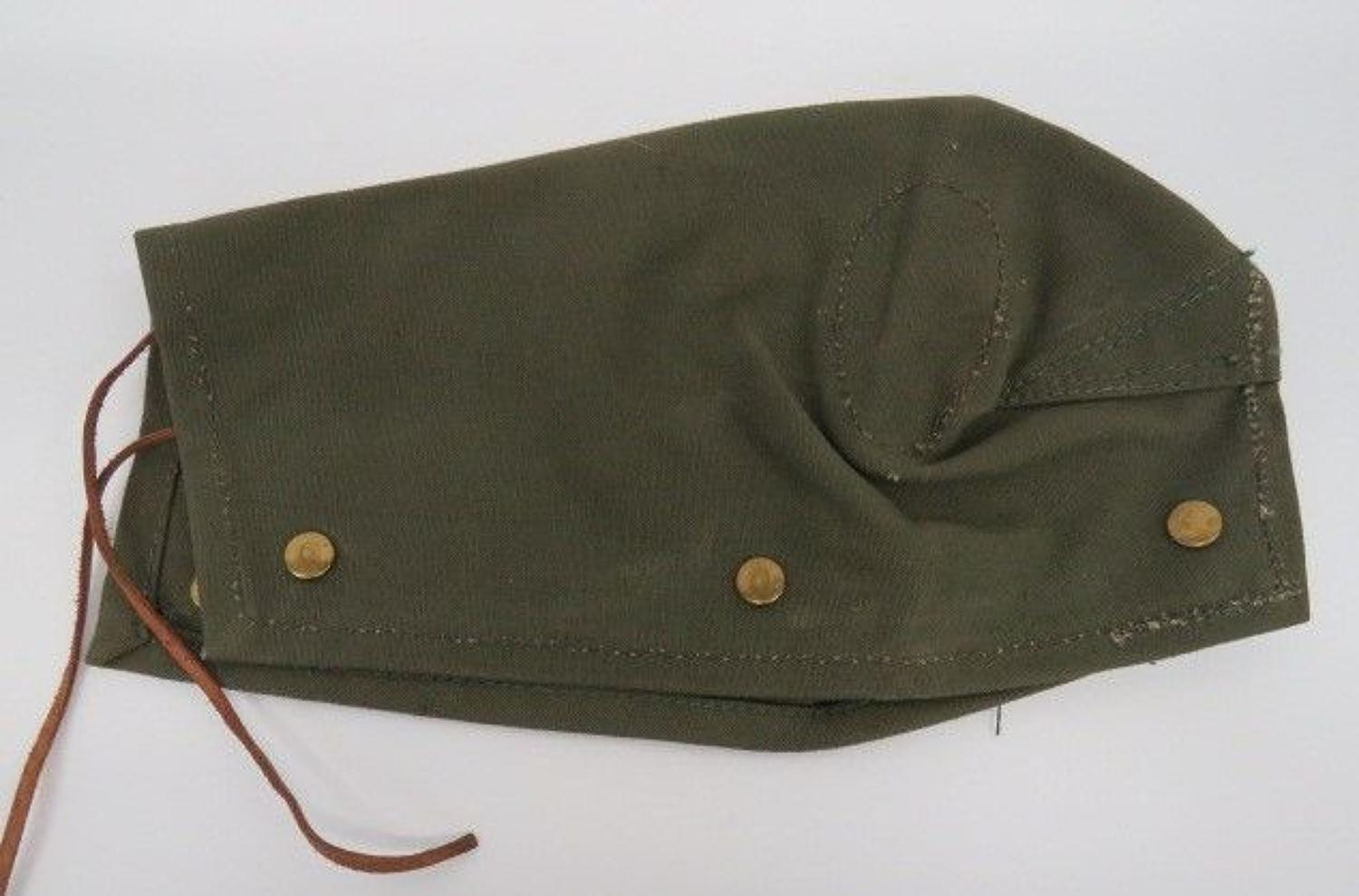 British Rifle Breech Cover