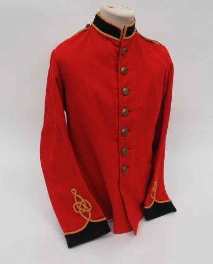 Pre WW 1 Royal Engineers Overseas Dress Tunic