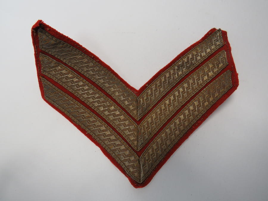 Full Dress Sergeant Stripes