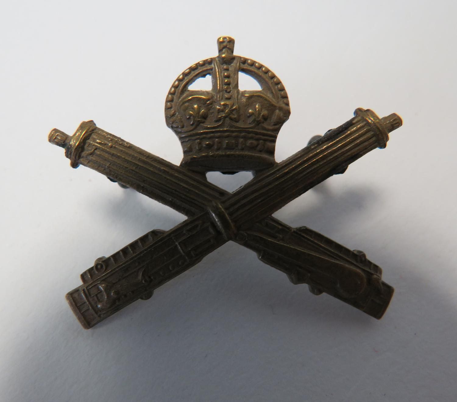 Machine Gun Corps Collar Badge