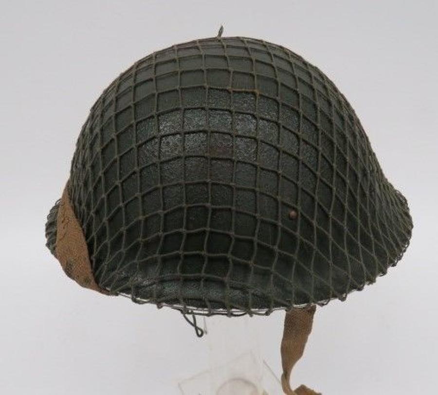 1944 Pattern Turtle Mk 111 Steel Helmet