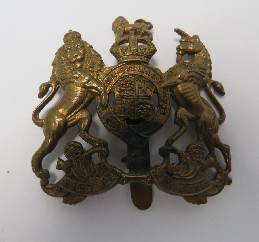 General List Cap Badge