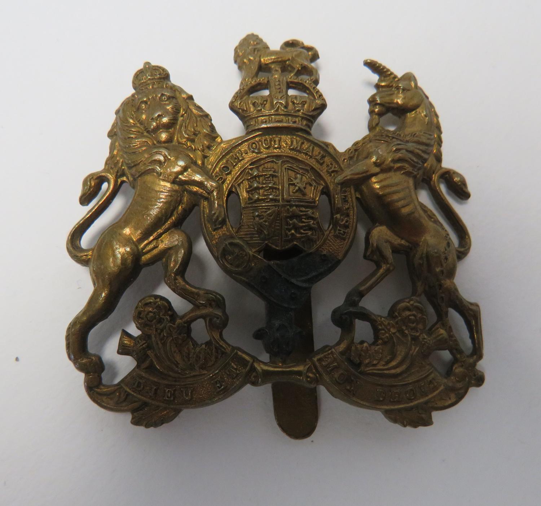 General List Cap Badge