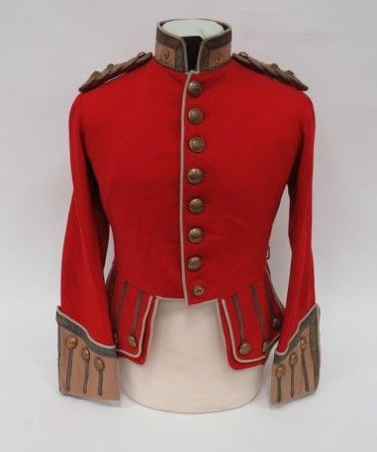 Pre WW 1 Seaforth Highlanders Officers Doublet