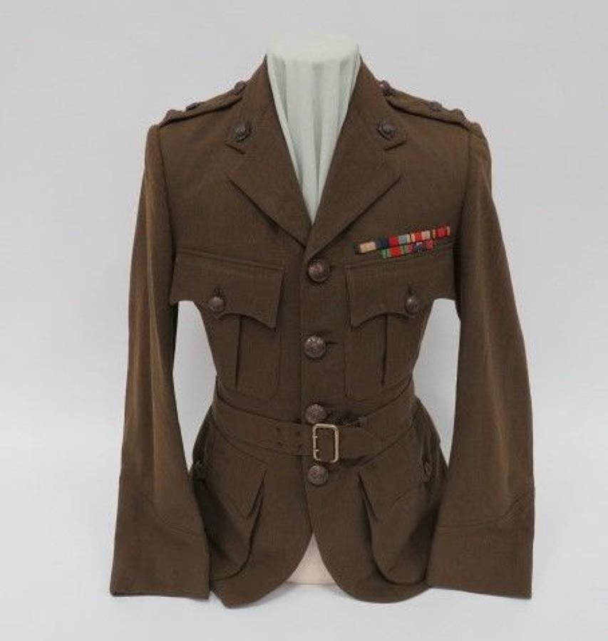 Royal Scots Lt Colonel Service Dress Doublet