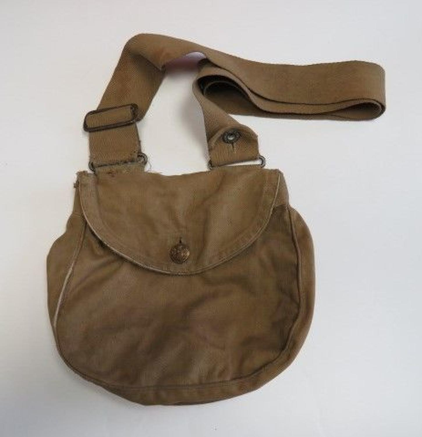 Victorian Boer War Officers Small Side Bag