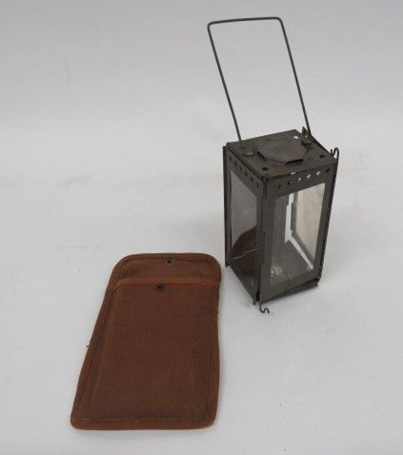 WW 1 Officers Private Purchase Trench Lamp
