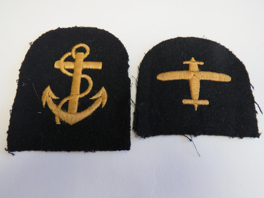 Fleet Air Arm Badges (2)