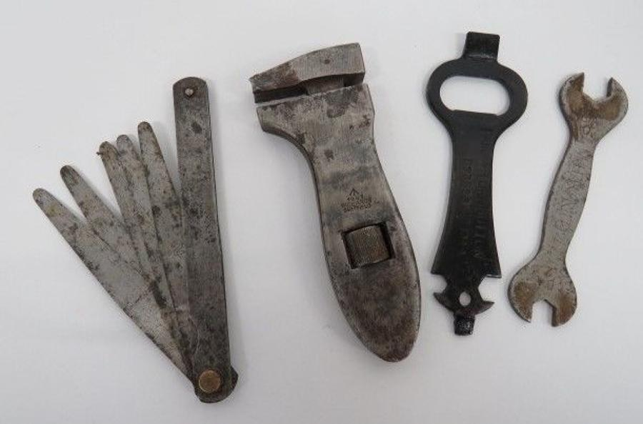 Selection of WW 2 Issue Tools