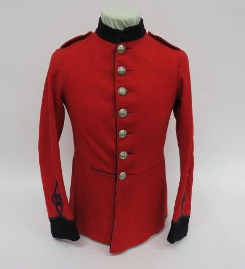 Victorian 6th Volunteer Batt Royal Highlanders Scarlet Tunic