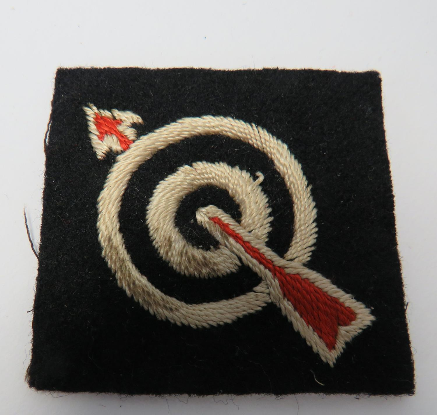 6th Anti Aircraft Division Formation Badge