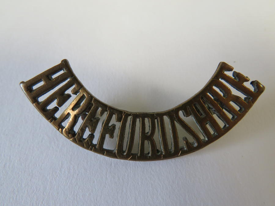 Herefordshire Regiment Title