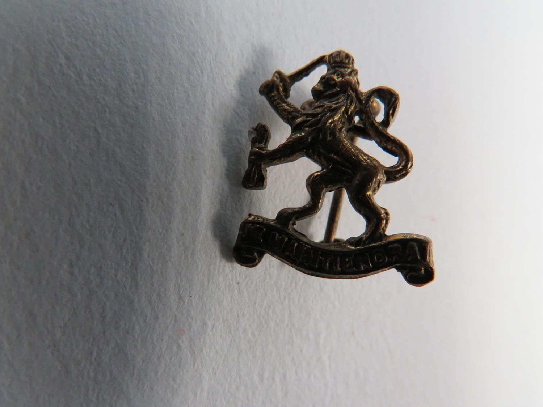 WW 2 Netherlands Small Lapel Badge