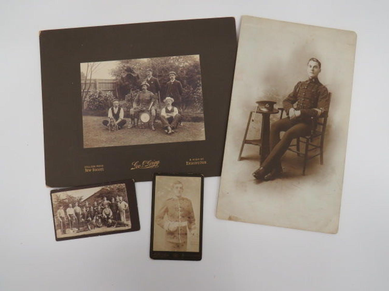 Selection of Victoria/Edwardian Photos