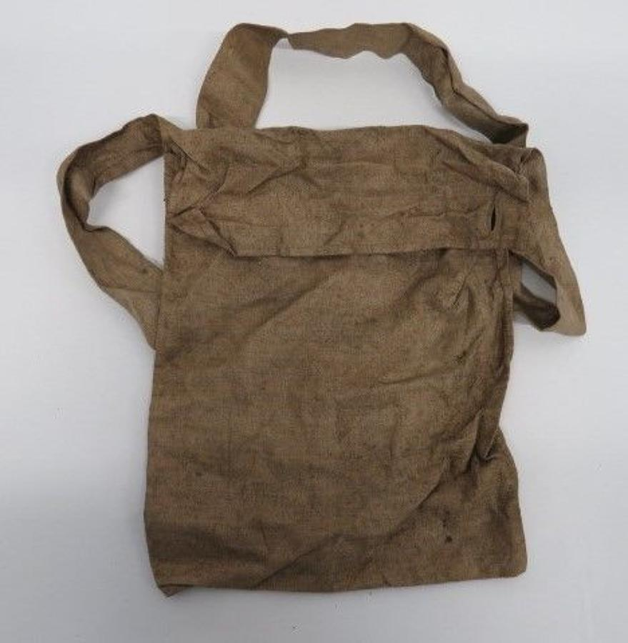 Unusual Boer War / WW 1 Pattern Side Bag