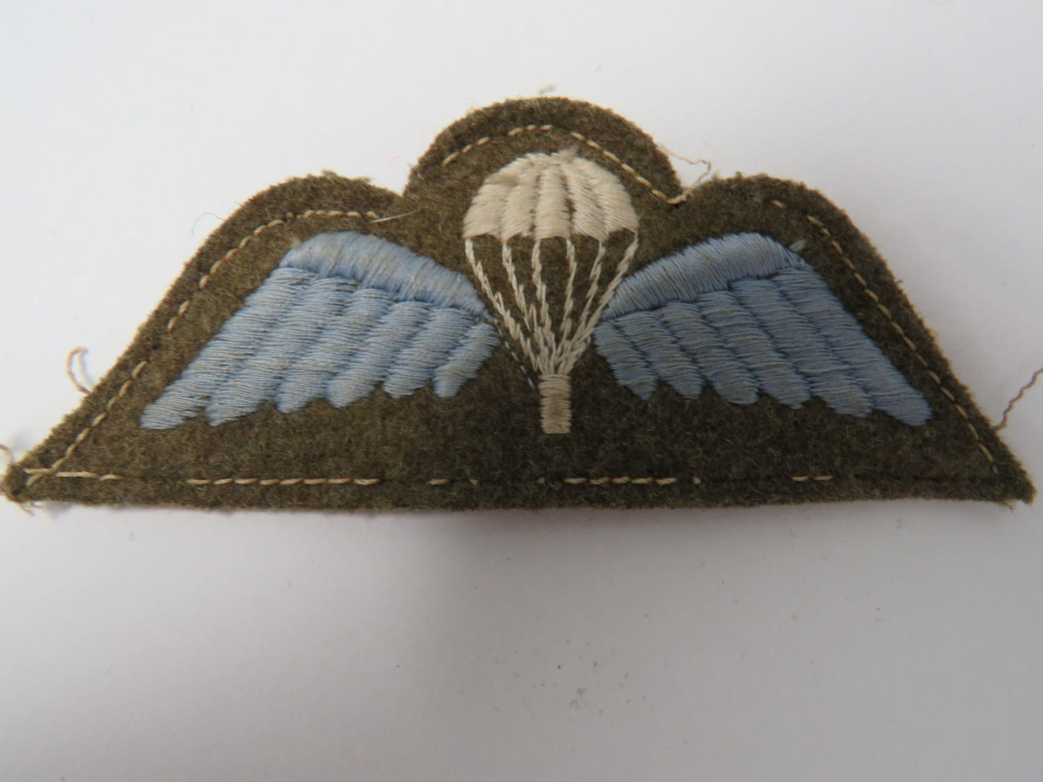 Airborne Parachutist Qualification Wings