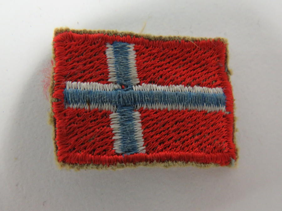 Norway Nationality Formation Badge