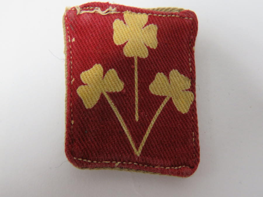 8th Indian Division Formation Badge