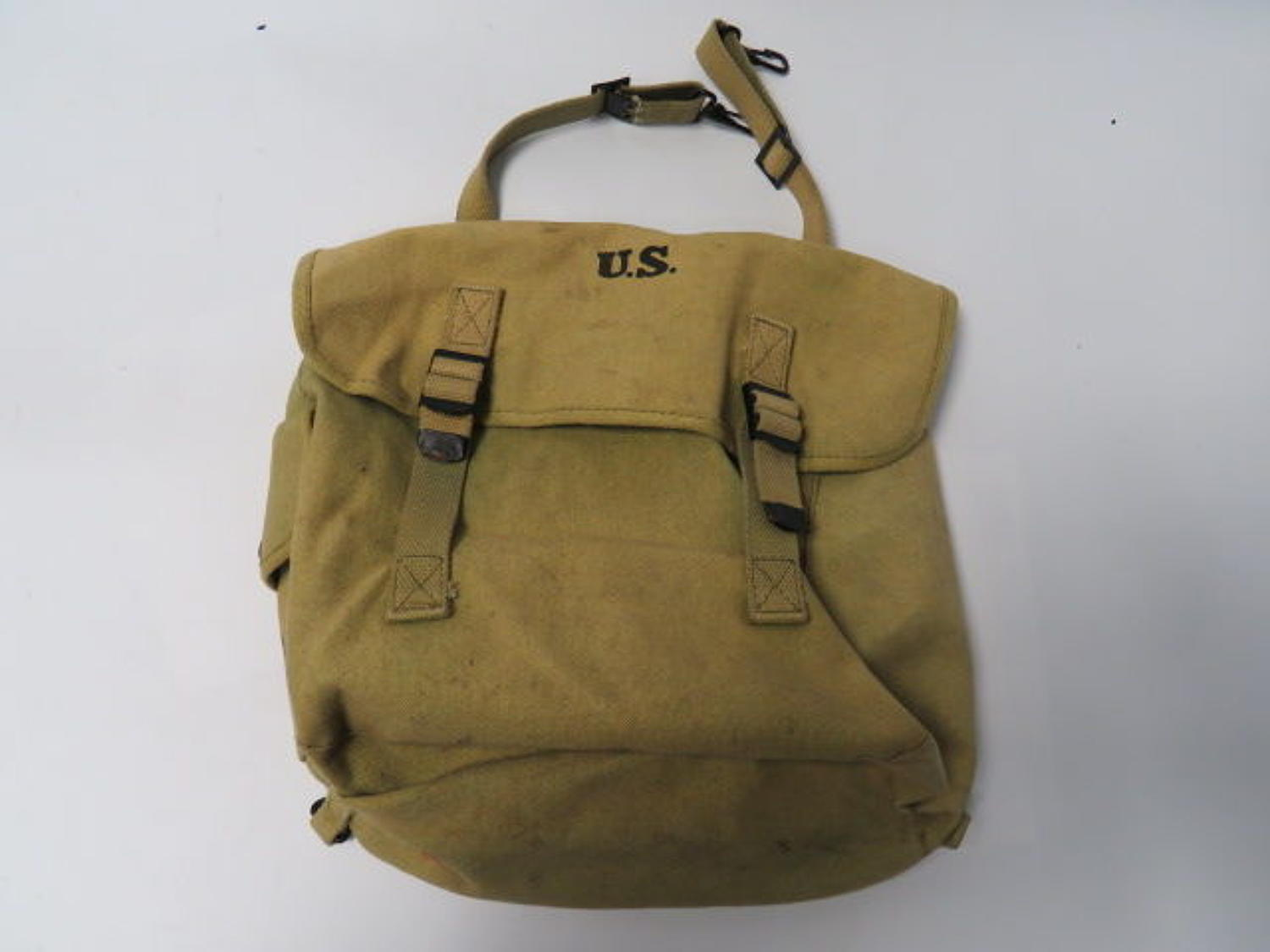 WW 2 American M-36 Musette Side Bag