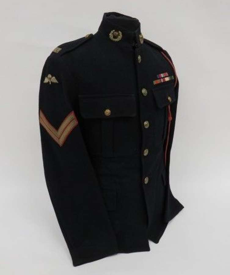 Pre 1952 Royal Marines Parachutist Trained Tunic