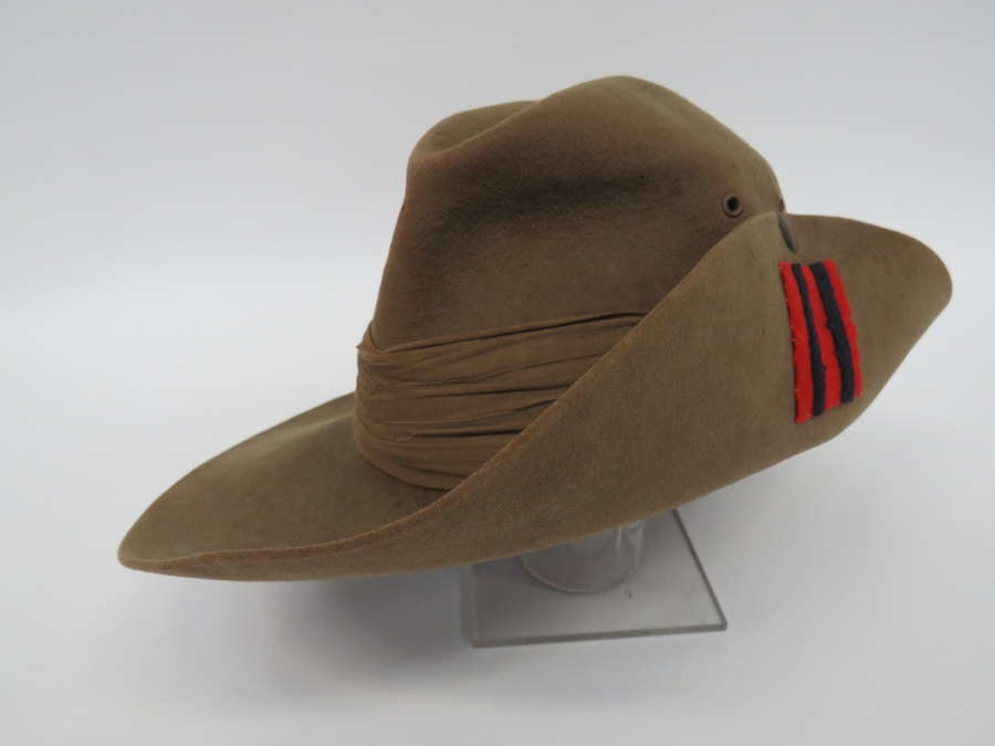 1942 Dated Royal Engineers Slouch Hat