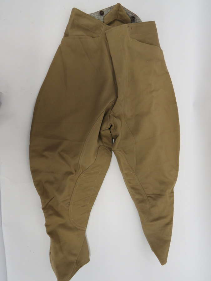 Pair of Indian Made WW 2 Cavalry Breeches