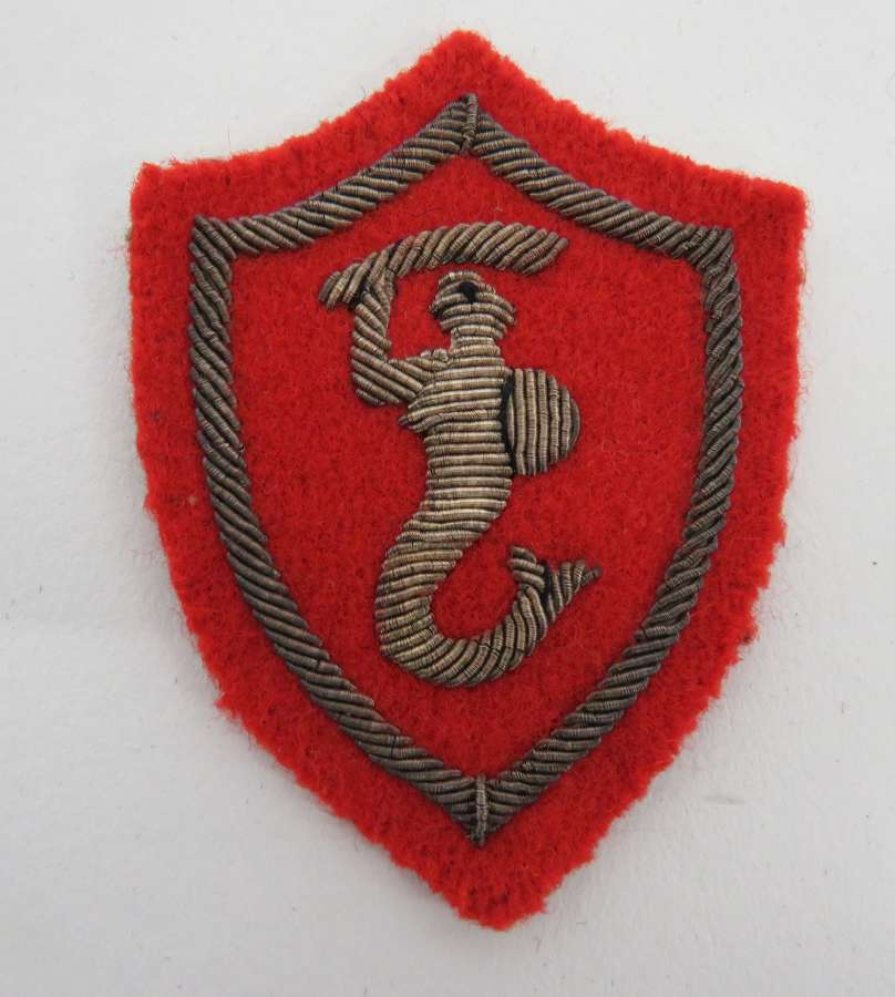 Polish 2nd Corps Formation Badge