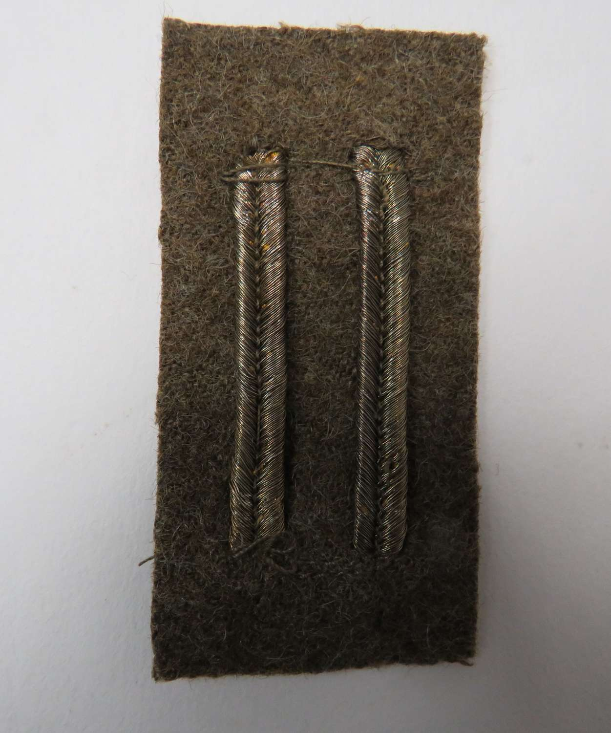 WW 1 Officers Double Wound Stripes