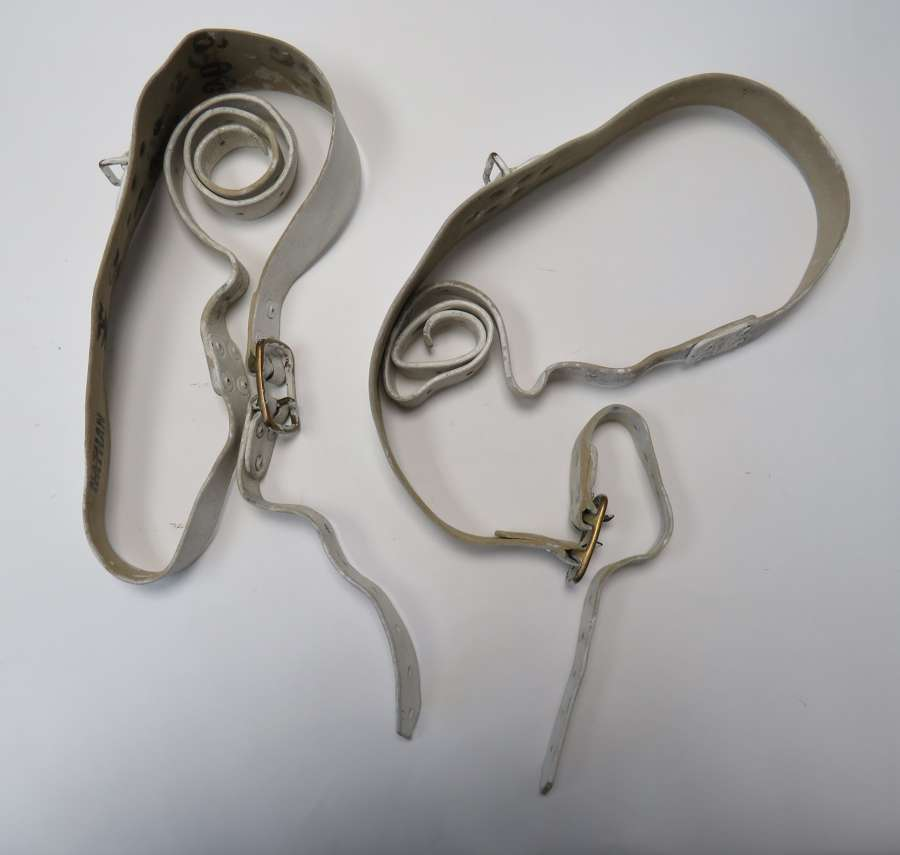 Scarce Pair of 1888 Pattern Slade Wallace Shoulder Braces