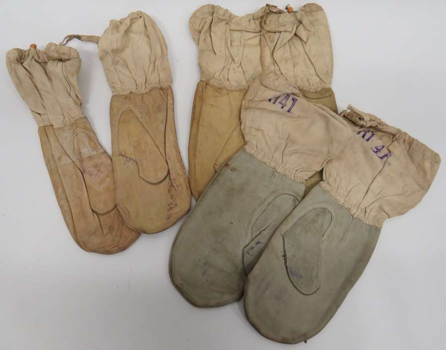 WW 2 British Issue Ski Mittens