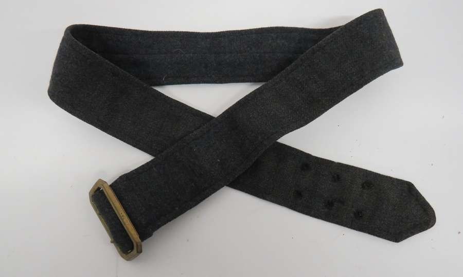 Royal Air Force Airmans Service Dress Belt