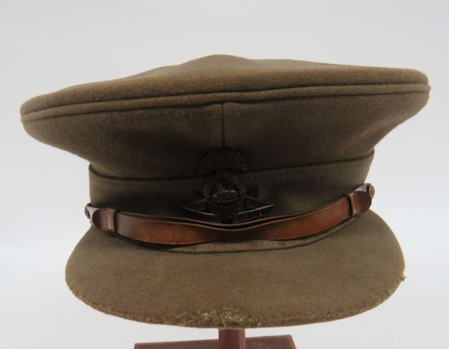 WW 1 / Interwar Lancashire Fusiliers Offices Cap
