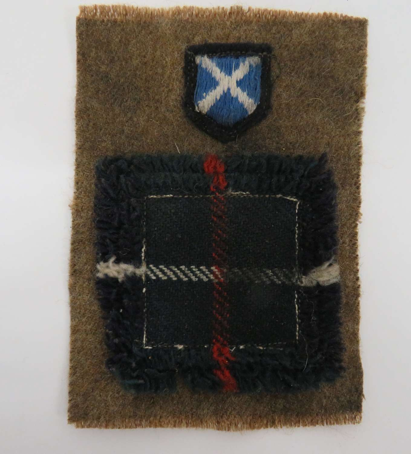 52nd Scottish Infantry Battle Badge