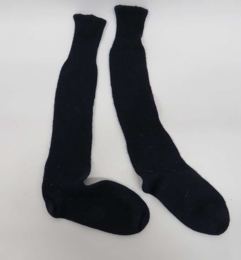 Pair of R.N/R.A.F Long Boot Socks
