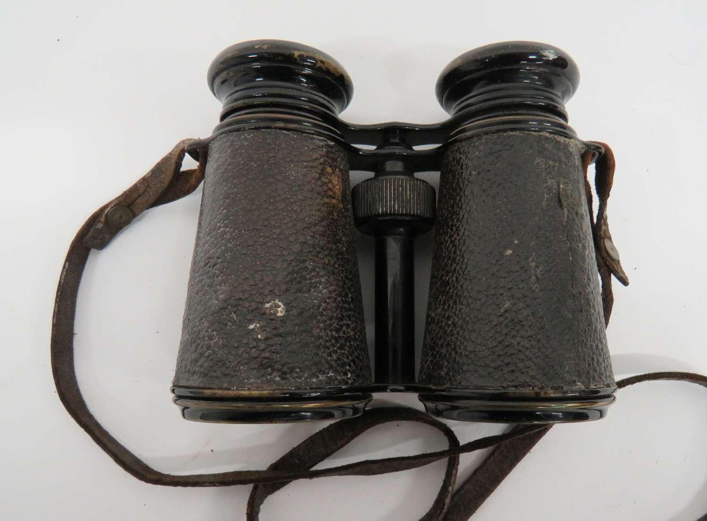 WW 1 Issue Officer Field Binoculars