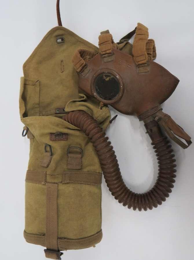 Pre WW 2 Belgian Army Respirator