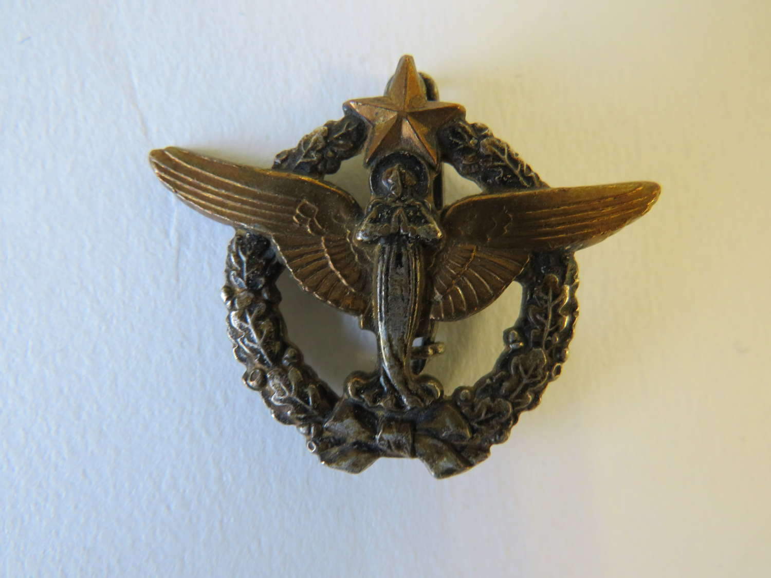 WW 2 French Wings