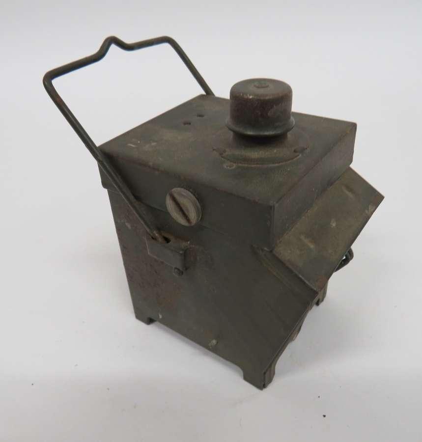 WW 2 British Forces Bike Lamp