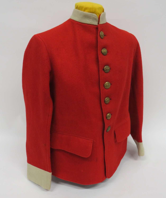 Victorian Boer War Infantry Scarlet Tunic