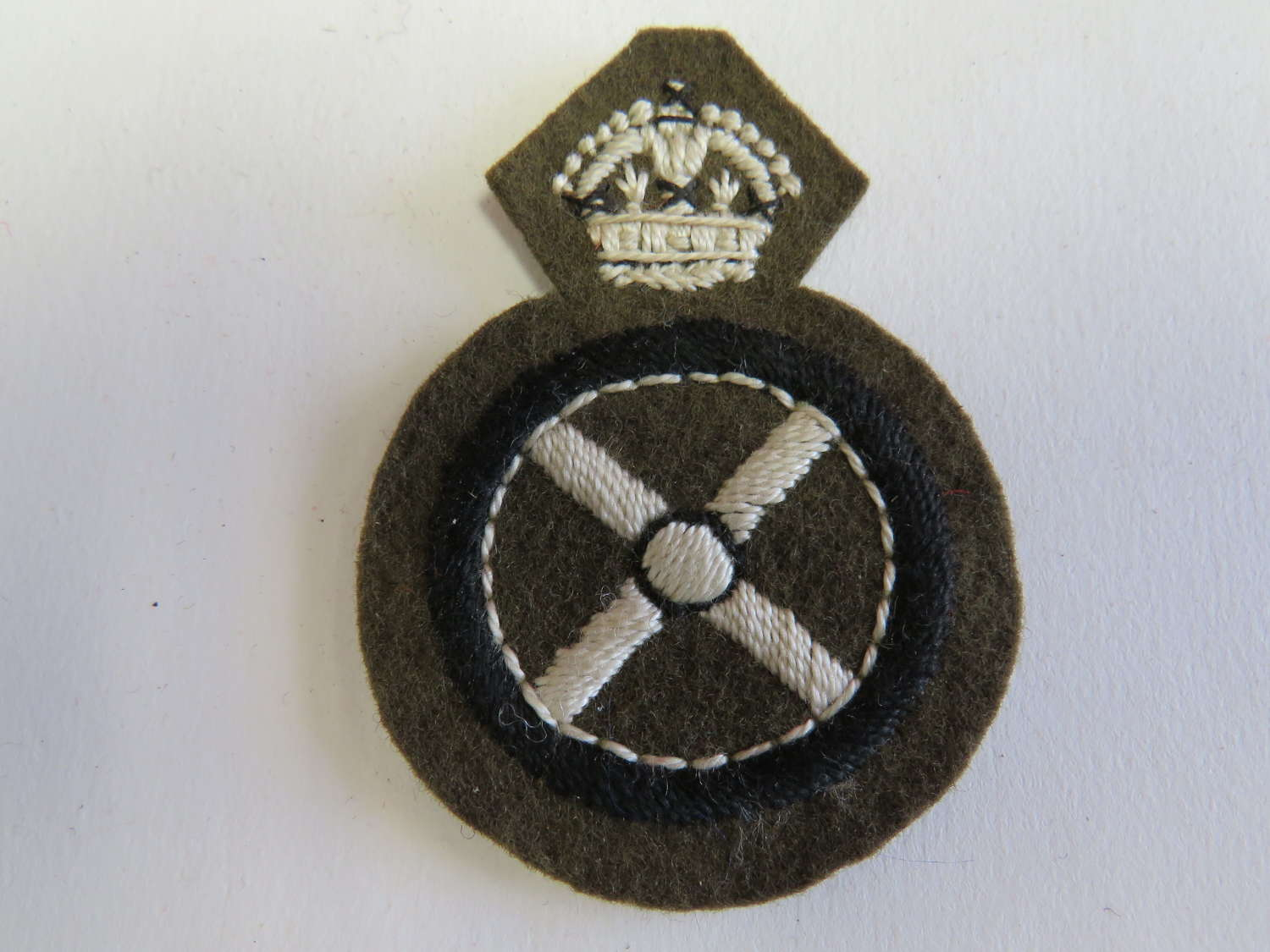 Pre 1953 Army Drivers Qualification Badge