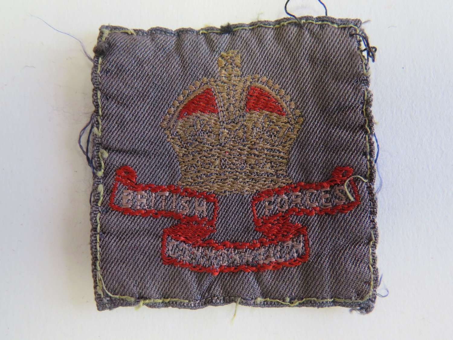 British Commonwealth Forces Formation Badge
