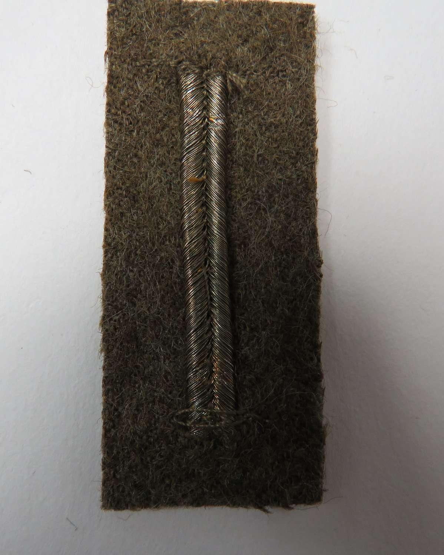 WW 1 Private Purchase Wound Stripe