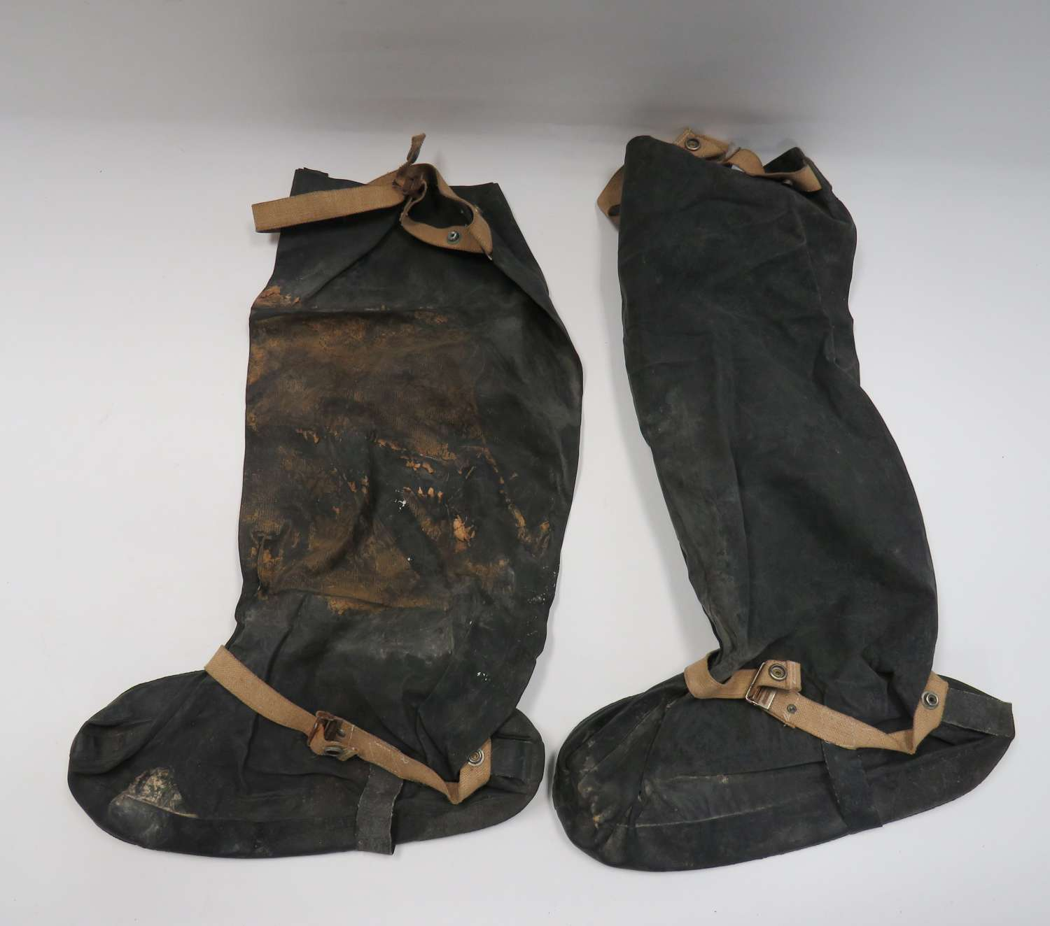 1941 Anti -Gas Protective Over boots